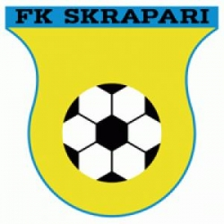 Escudos de fútbol de Albania 86