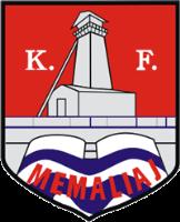 Escudos de fútbol de Albania 96