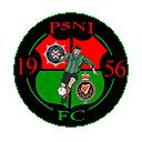 Escudos de fútbol de Irlanda del Norte 78