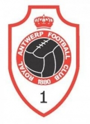 Escudos de fútbol de Bélgica 16