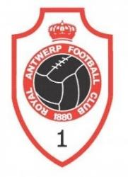 Escudos de fútbol de Bélgica 81