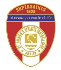 Escudos de fútbol Irlanda 22