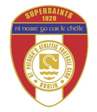 Escudos de fútbol Irlanda 49